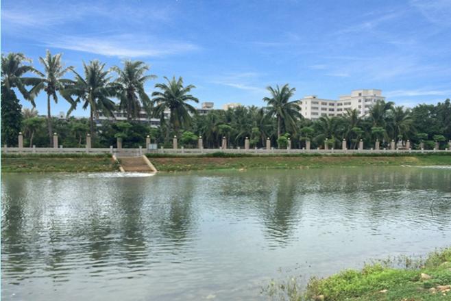 水体治理,在故宫筒子河和海口白沙河等众多河道项目